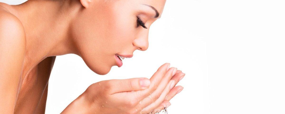 Benefícios da limpeza facial