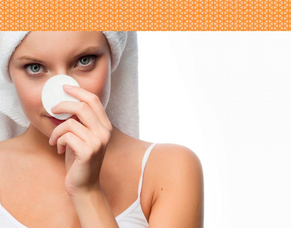 Perguntas sobre a limpeza de pele