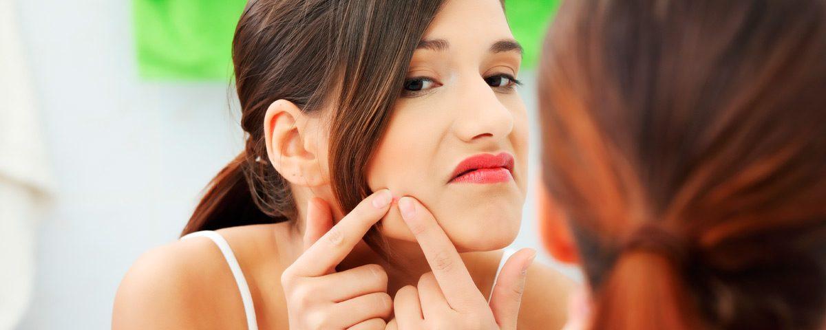 Cuidados com os poros dilatados e a pele oleosa
