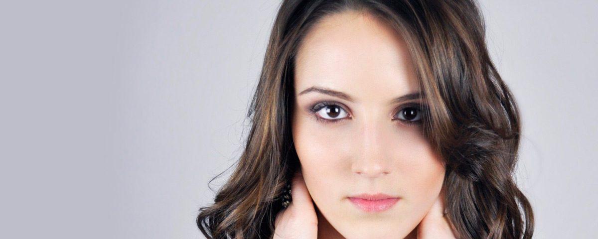 maquiagem e a pele oleosa