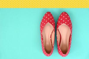 como usar sapatilhas