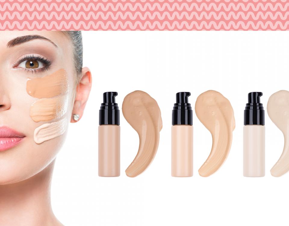 maquiagem cream