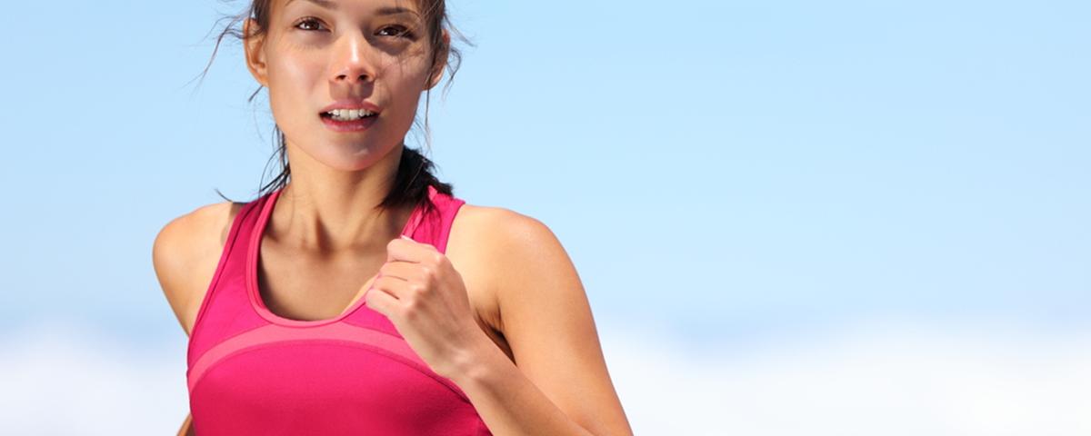 exercícios no calor