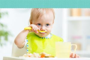 dieta do bebê