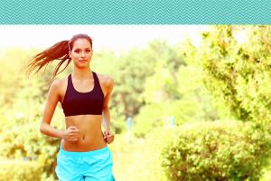 exercícios no verão